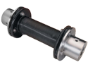 Addax Composite Driveshaft Driveshaft Assembly, 316 SS Hardware <br>Max HP @ 2.0 sf 1800/1500 RPM: 50 / 42 <br>Max DBSE (in.) 1800/1500 RPM: 107 / 119