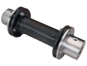 Addax Composite Driveshaft Assembly, 316 SS Hardware  Max HP @ 2.0 sf 1800/1500 RPM: 50 / 42  Max DBSE (in.) 1800/1500 RPM: 95 / 106