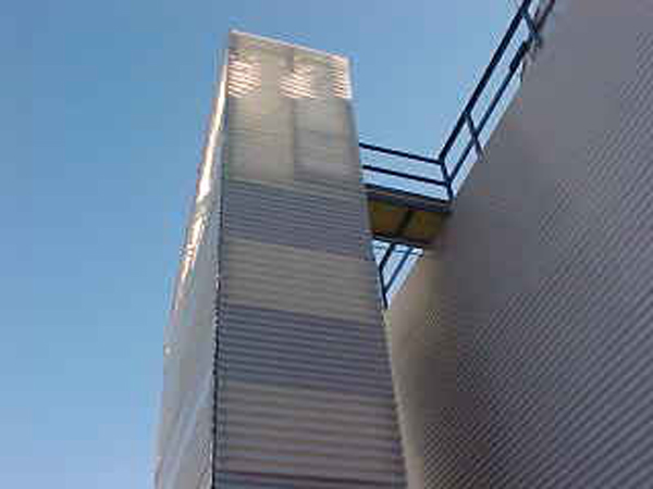 Cooling tower stair towers for Stair tower