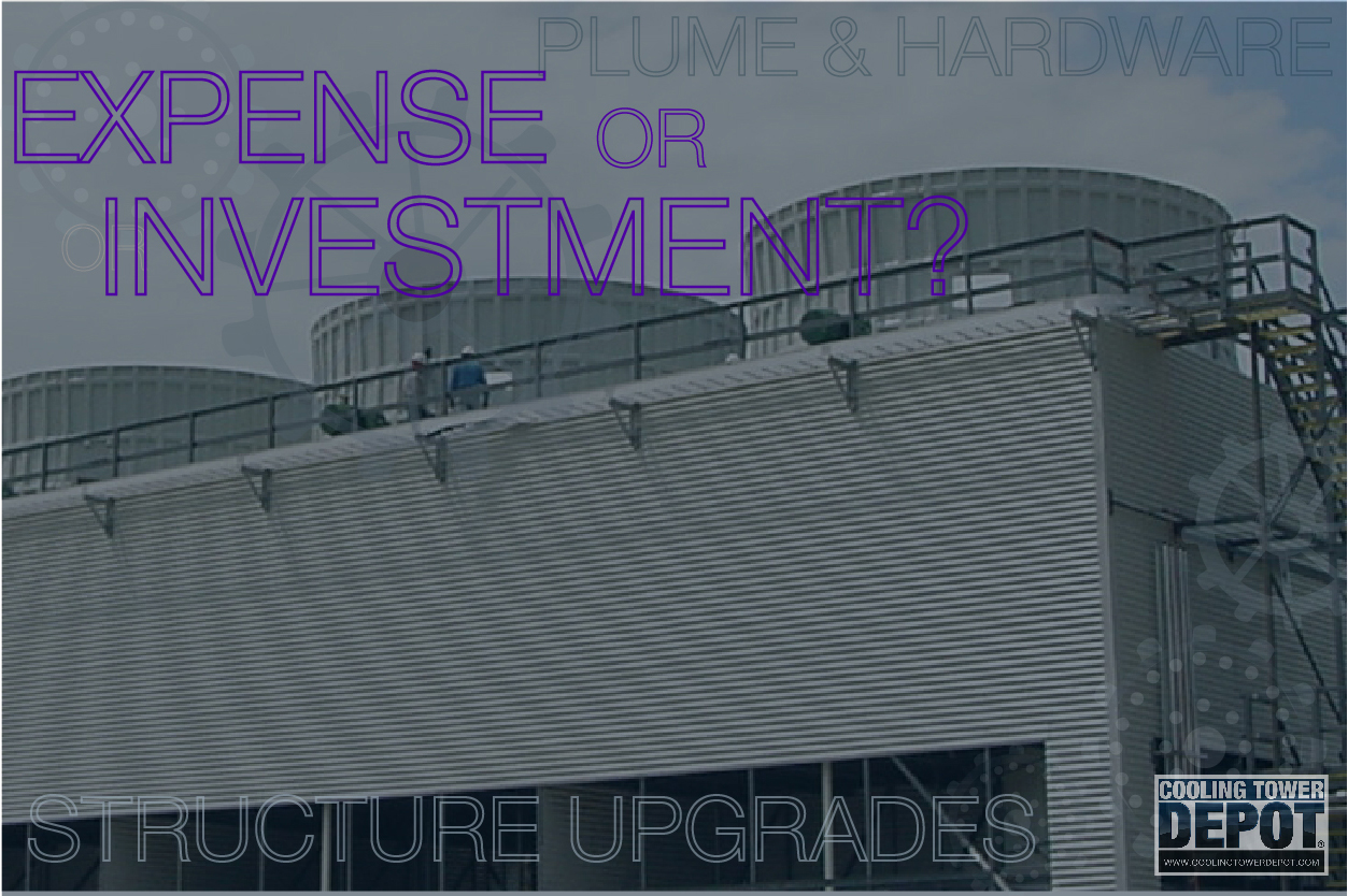 Expense or Investment? Part 4: Cooling Tower Structural Upgrades