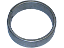 Split Ring connector stainless steel 2.75&#34 OD