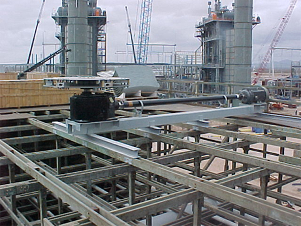 Cooling Tower Mechanical Supports