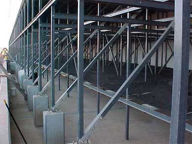 Cooling tower water noise attenuators for Water pipe noise reduction